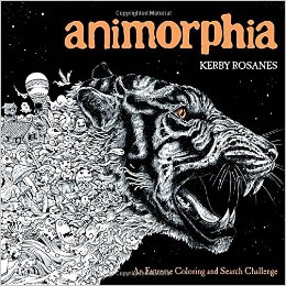 Comparison Of Uk And Us Printing Of Animorphia With A Clear Winner Iiiireader Book Reviews